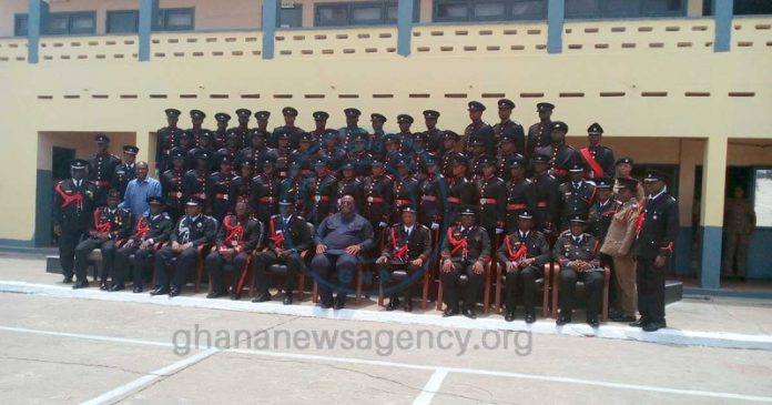 FIRE SERVICE KADET PASSING OUT PIC