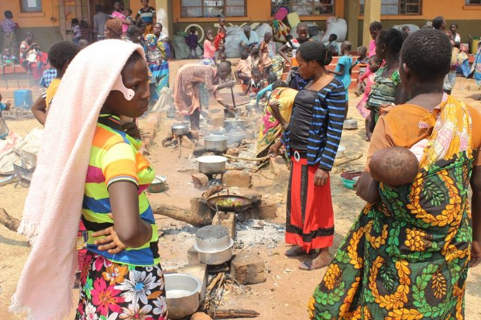 Congolese asylum-seekers