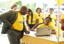 MTN 4G Internet Campaign