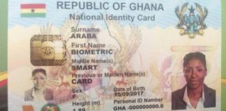 national identification card
