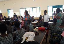 Otiko Djaba free SHS monitoring to Accra Girls School1
