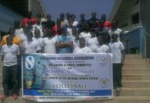 Volleyball Course