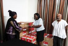 Occupyghana® Presents Relief Items