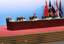 ushers BRICS