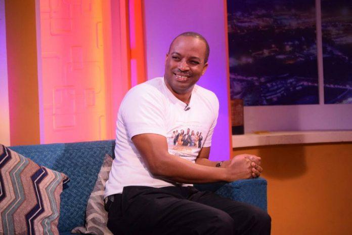Ghanaian actor, Vincent McCauley