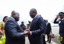 President Talon and President Akufo-Addo
