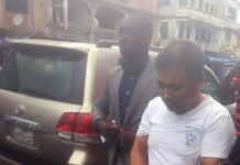 Chinese man remanded