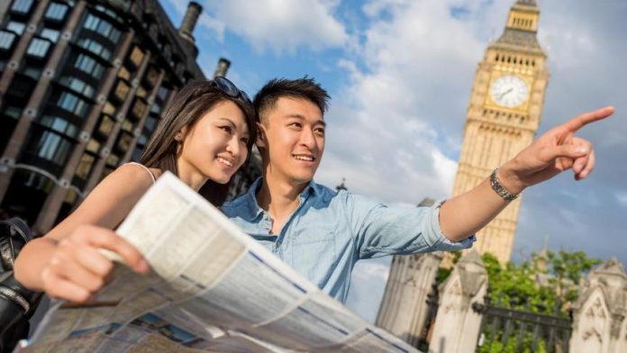 China tourists