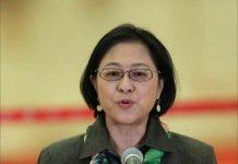 Lu Li-an. (Photo from cctv.com)