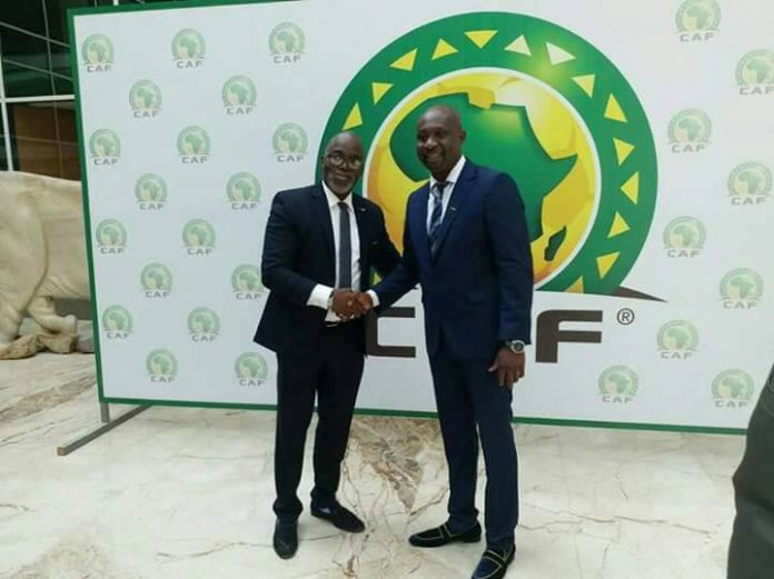 Mr. George Afriyie CAF