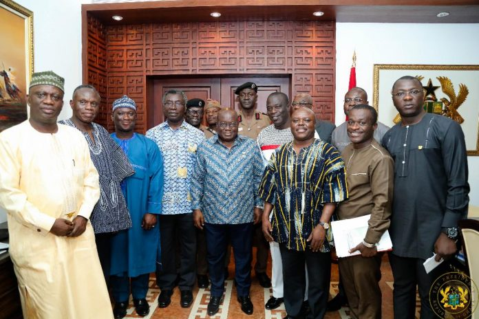Nana Addo Regulation LPG
