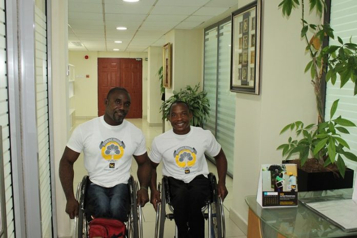 PHYSICAL INFRASTRUCTURE MUST BE DISABILITY FRIENDLY – GCB MD 1