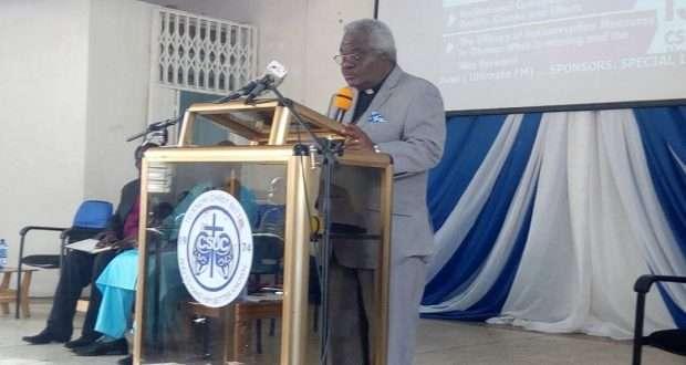 Reverend Professor Emmanuel Martey
