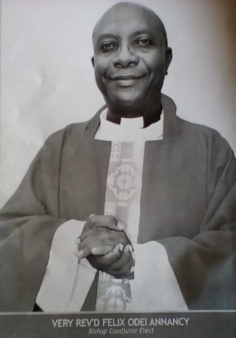 Very Reverend(Rev) Felix Odei Annancy