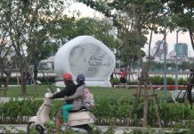Photo: APEC Park in Da Nang
