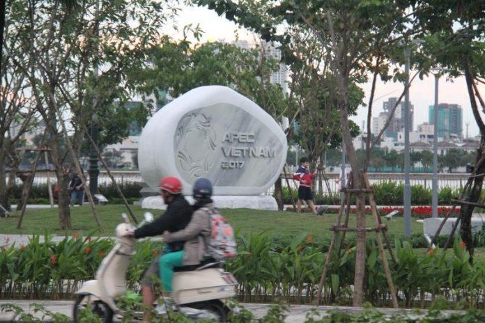 Photo: APEC Park in Da Nang