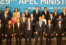 APEC ministers