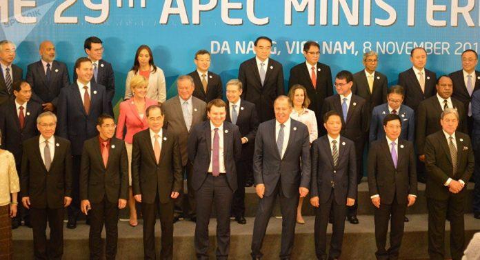 APEC ministers