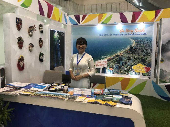 Photo: Da Nang tourism information inquiry