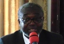 Dr. Anthony Nsiah-Asare Director General of Ghana Health Service