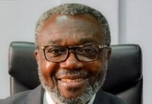 Dr. Anthony Nsiah-Asare Director-General Ghana Health Service
