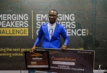 Emerging Speakers Challenge