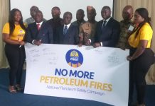 National Petroleum Safety Campaign