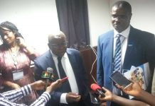Minister of health, Kwaku Agyeman Manu,