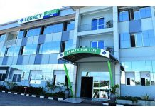 Legacy Clinics facilities located in Kigali