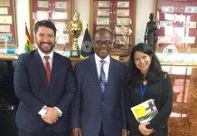 OBG meets Governor Bank of Ghana