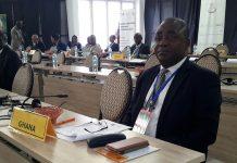 Justice Constant Kwaku Hometowu at the Third African Judicial Dialogue