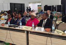Cross section of African Judges at the Third Judicial Dialogue at Arusha, Tanzania