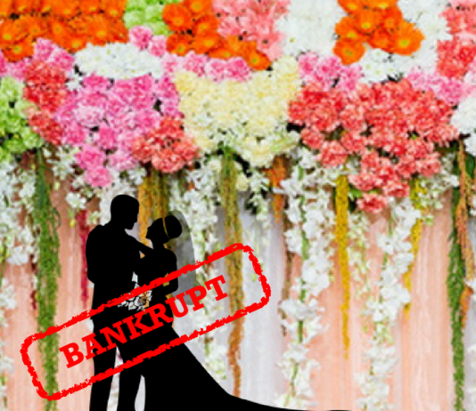 6 reasons why many newlyweds are broke