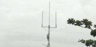 Rural BTS SitRural BTS Site deployed at Banka in the Ashanti Regione deployed at Banka in the Ashanti Region