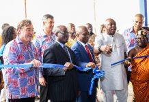 Voltic Ghana inaugurate