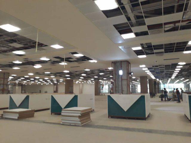 Kia S 3rd Passenger Terminal Now Opened News Ghana