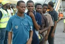 Ghanaian Detainees From Libya