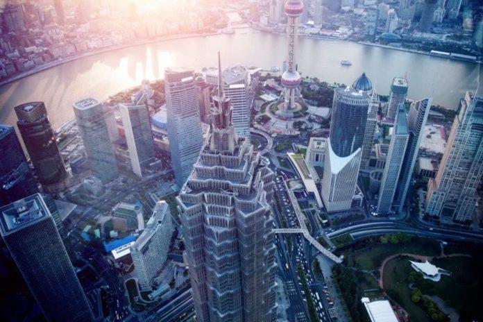 Lujiazui financial district in Shanghai. (Photo: CFP)
