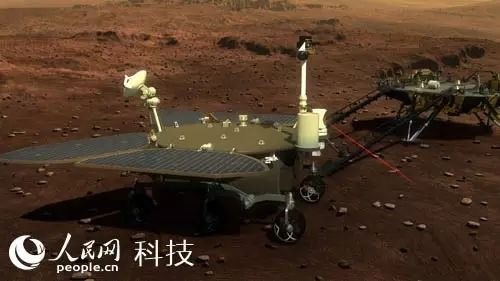 China Hatches A Plan to Reach Mars and The Moon