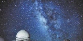 The Ngari Observatory (Photo from Qiaoxun.org)