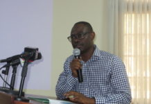 Mr Tijani Ahmed Hamza, Country Manager of Oxfam