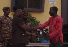 Kumasi Central Prison benefits