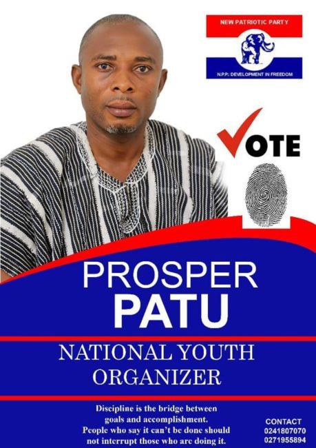 Mr. Prosper Patu