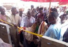 Inauguration –Tempane District