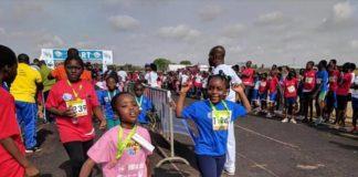 Kiddy Mile Race