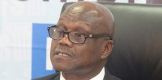 Prof. Newman Kusi, Executive Director, IFS