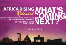 AFRICA Rising Banner