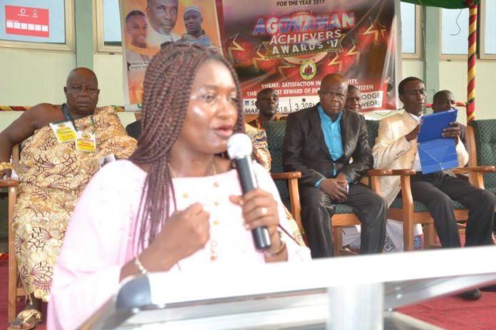 Agona West MCE crowned Best Woman in Development