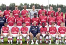 Arsenal U23 team