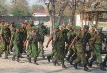Botswana Defense Force